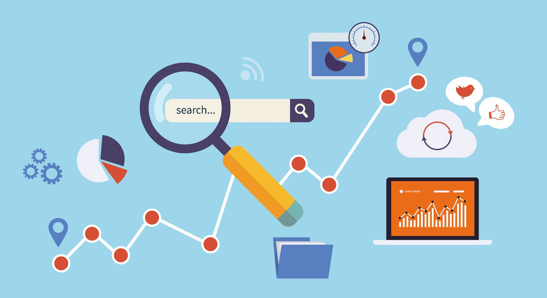 شرح السيو أو تحسين محركات البحث SEO