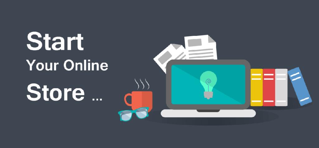 شرح انشاء متجر إلكتروني في خطوات