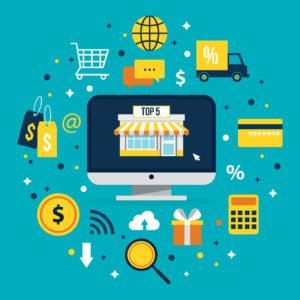 أفضل منصات تصميم المتاجر الالكترونية