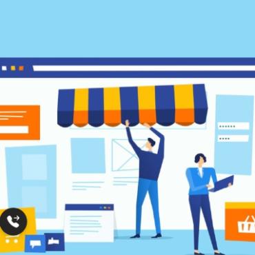تحديث تصميم المتجر الإلكتروني وأهميته في الأعياد